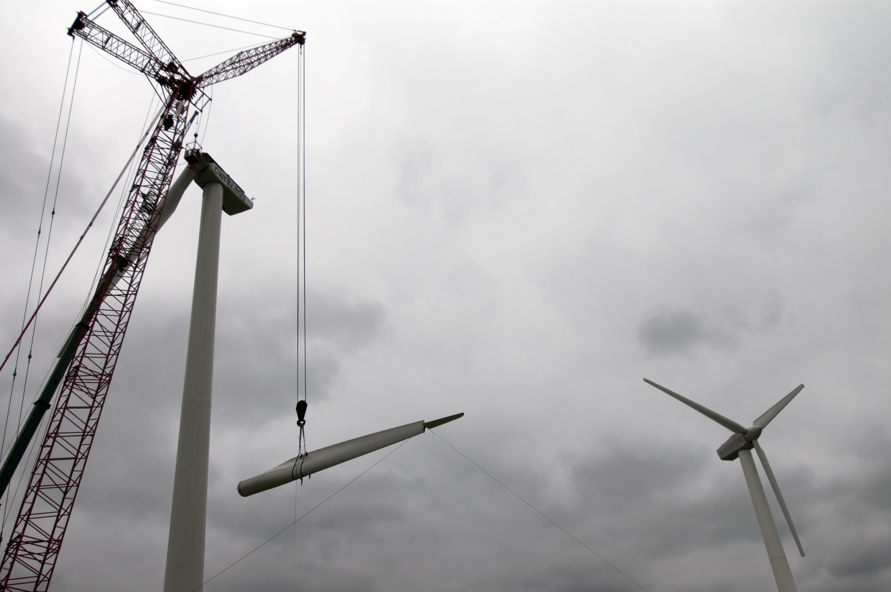 CWRU raises wind energy labs over Cleveland area The Daily