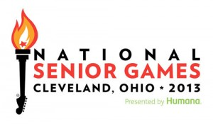 National Senior Games Cleveland logo