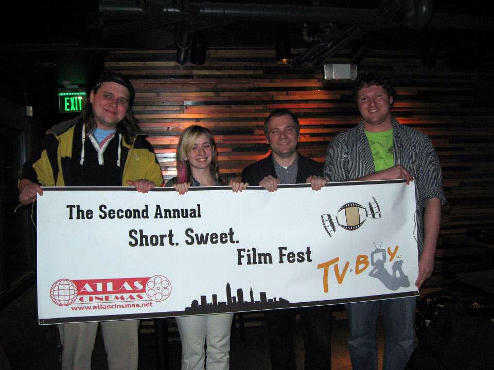 Short Sweet film fest members