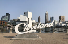 The Pier in Downtown Cleveland