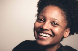Photo of Tracy K. Smith