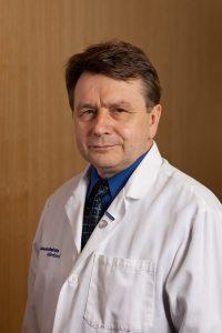 Jiri Safar, professor of pathology, neurology and neurosciences at the Case Western Reserve School of Medicine