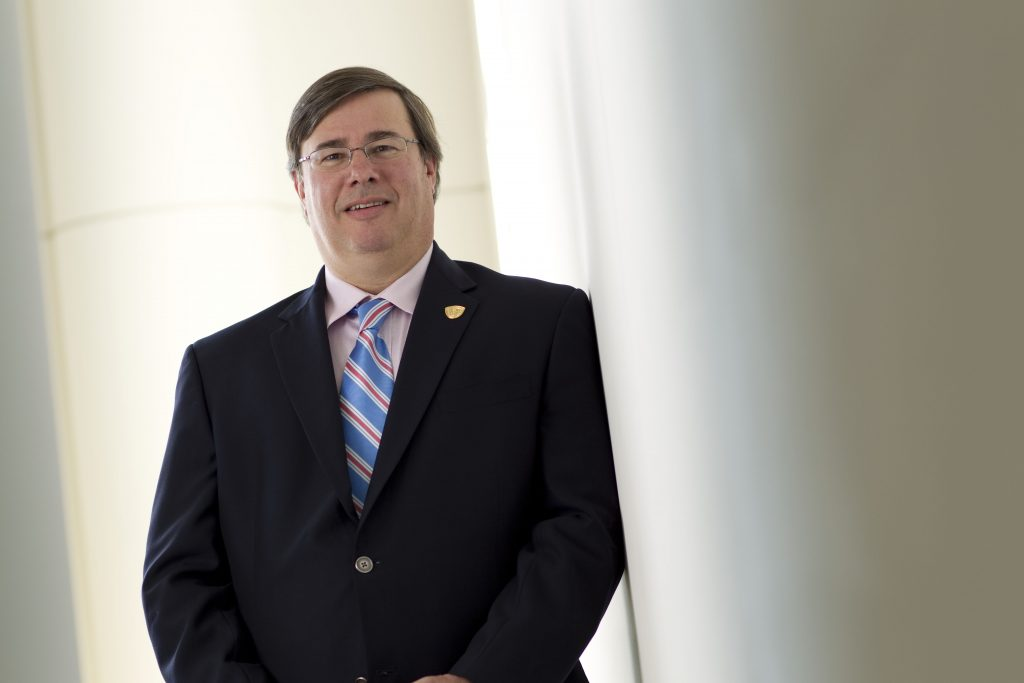 Photo of Mark Chance from the School of Medicine.