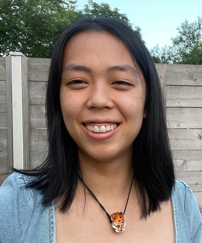 Photo of Hannah Xu