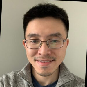Photo of scientist Wei Huang