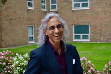 Headshot of Deepak Sarma