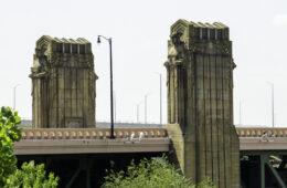Hope Memorial Bridge in Cleveland, Ohio