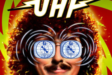 Movie poster of the film UHF